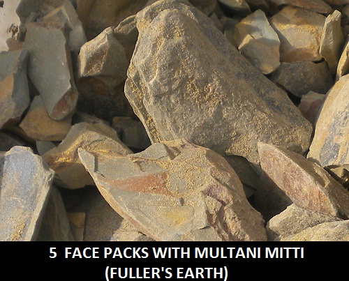 5 Best Multani Mitti Face Packs