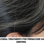 9 Herbal Remedies for premature hair greying