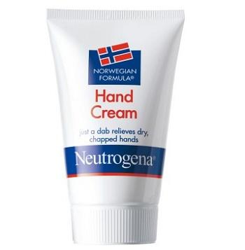 Neutrogen norwegian hand cream