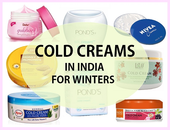 cold creams in india