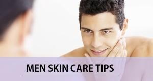 men skin care tips best