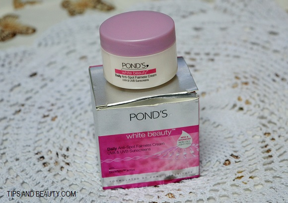 ponds whitebeauty daily anti spot fairness cream 2