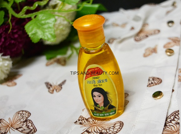 Dabur Sarson Amla hair oil
