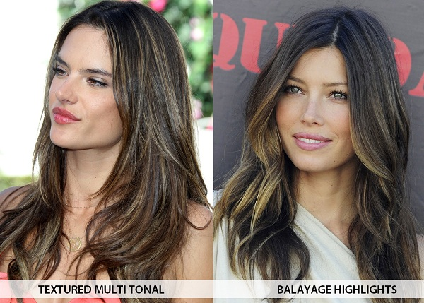 7 Different Types of Hair highlights and Techniques Involved: 2018