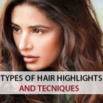 Different Types of Hair Highlights and Techniques