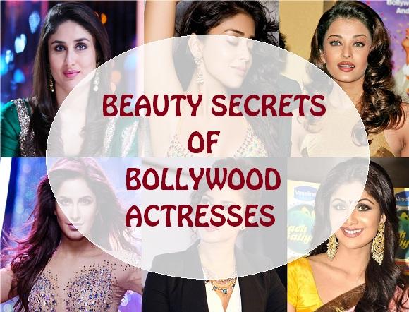 Beauty Secrets of Bollywood Actresses / Divas