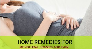 Natural remedies for menstrual cramps and pain