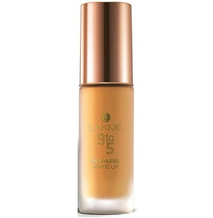 Lakme 9 To 5 Flawless Matte Complexion Foundation for oily skin