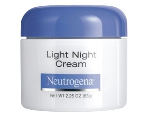 Neutrogena Light Night Cream in india