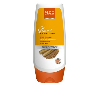 vlcc sunscreen for dry skin