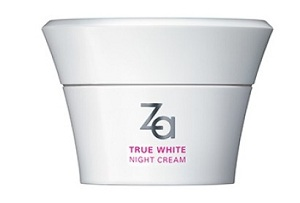 Za true white night cream india