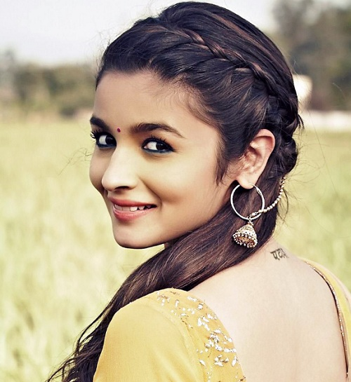 Alia Bhatt Hairstyles and looks