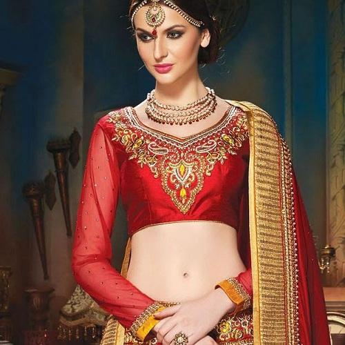 blouse design for lehenga 7 12