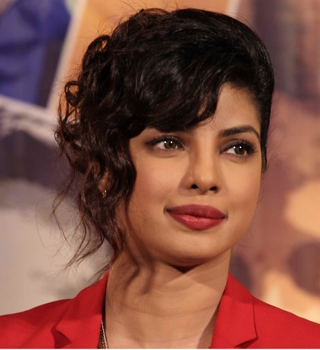 Priyanka Chopra Hairstyles For Some Inspiration