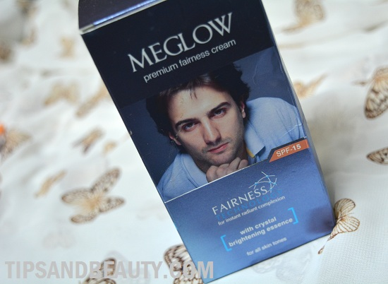 Meglow fairness cream for men review