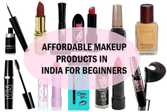 affordabe make up products in India