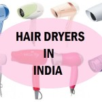 10 Top best Hair Dryers in India in budget