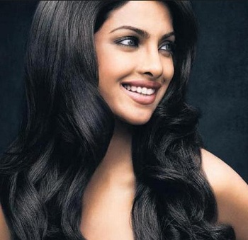 Best hair Color Shades for Indian Skin Tones black