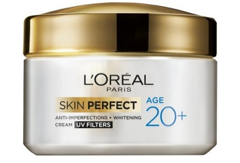 Loreal Paris Skin Perfect Anti-imperfections و Cream Whitening