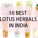10 Best Lotus Herbals Products in India with Price