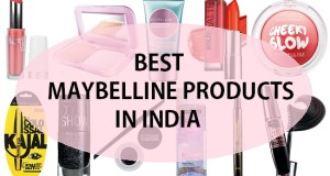 12 Best Maybelline Products in India