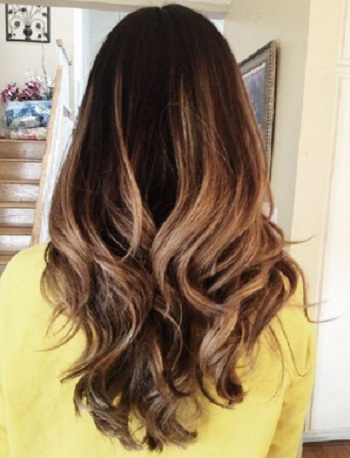 10 Hair Coloring Idea for Indian hair, Dark brown hair and Indian skin tone
