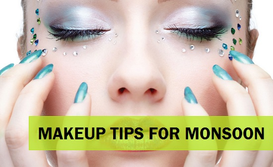 makeup tips for monsoon
