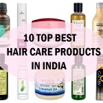 10 Worth Trying and Best Hair Care Products in India