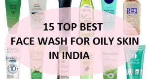 Best Top Face Wash for Oily skin, Combination, Acne Prone Skin in India