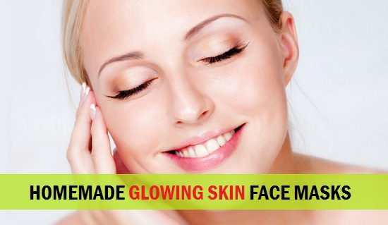 glowing skin face masks for all skin types