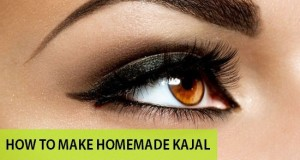 how to make homemade kajal