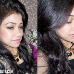 Simple Makeup for Eid and Indian Traditional Wear: Steps and Photos