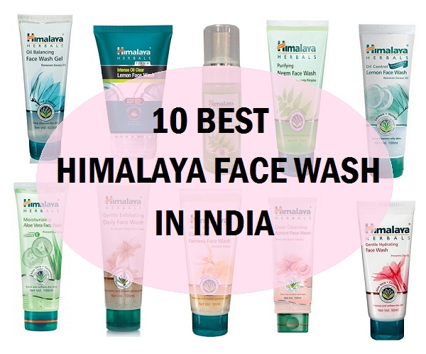 10 best himalaya face wash in india with price and details