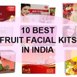 10 Top Best Fruit Facial kits Available in India with Price
