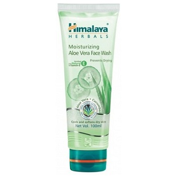 Himalaya Gentle aloe vera Face wash