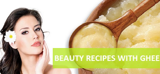 6 Beauty Recipes with Ghee (Clarified Butter)