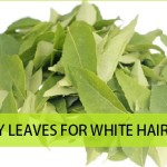 Curry Leaves for White hair or Grey hair: Recipes and Benefits