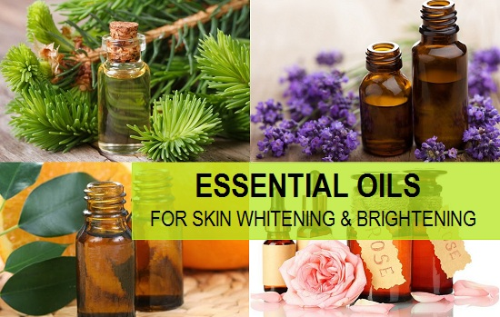 12 Best Essential Oils for Skin Whitening and Brightening