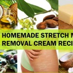 4 Natural Stretch Marks Removal Cream Recipes