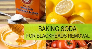 How to use baking soda for blackheads removal 2