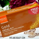 VLCC Gold Facial kit Review, Price and How to use