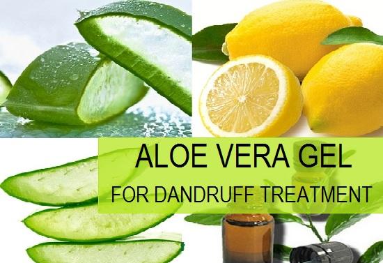 How to Use Aloe Vera Gel for Dandruff