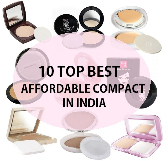 10 Best Affordable Compact Powders in India