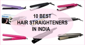 10 Best Hair Straighteners in India with Price