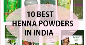 10 Best Henna powders in India