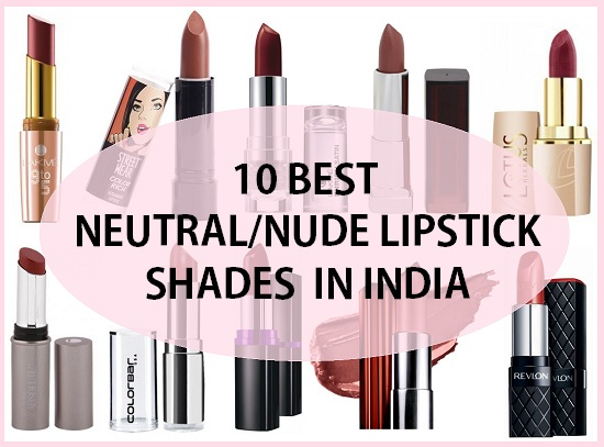 Neutral Lipstick Shades