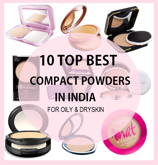 10 best compact powders in india for dry and oily skin