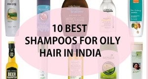 10 best hair shampoos for oily hair in india