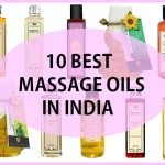 10 Best Massage Oils in India with Price