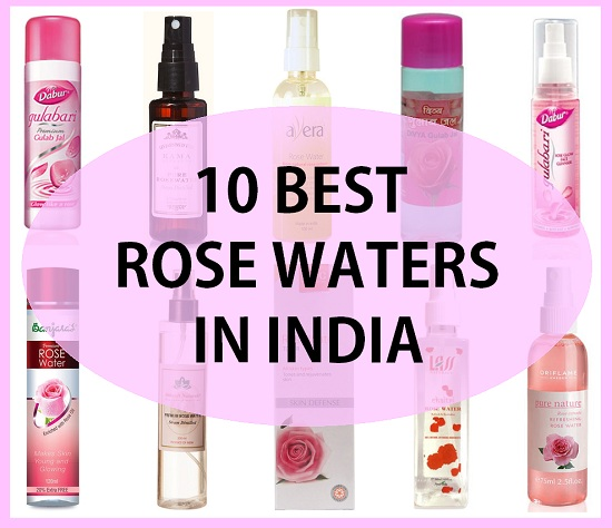 2019's Best Organic or Pure Rose water: Dermatologist Pick